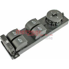 Switch, window regulator 0916300 Focus 2 (DA_, HCP, DP) 2.0 TDCi MY 2008