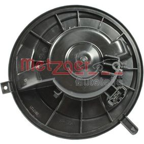 Interior Blower with OEM Number 1K1 819 015 D