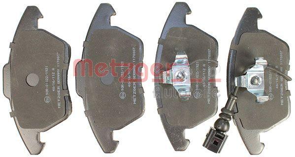 Bremsbelagsatz METZGER 23589 Bewertung