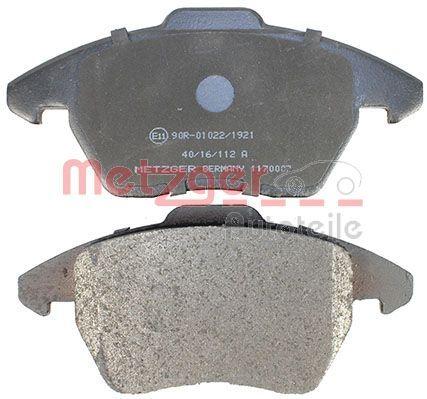 Bremsklötze METZGER 23587 4250032666972