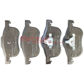 Brake Pad Set, disc brake Width: 156,3mm, Height 1: 69mm, Height 2: 72,2mm, Thickness: 18,6mm with OEM Number 2 724 01