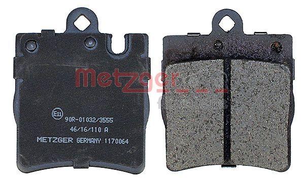 Bremsklötze METZGER 1170064 Erfahrung