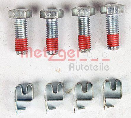 Bremsklötze METZGER 21861 4250032668082