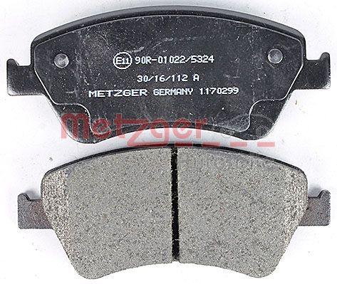Bremsklötze METZGER 1170299 4250032669898