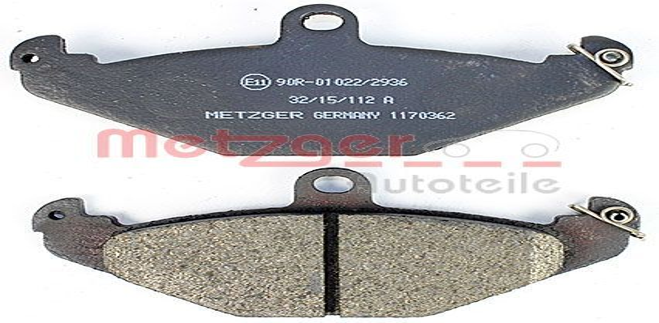 Bremsbelagsatz METZGER 20410 Bewertung