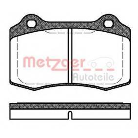 Bremsbelagsatz, Scheibenbremse Höhe: 69,3mm, Dicke/Stärke: 14,8mm mit OEM-Nummer 4254.C6