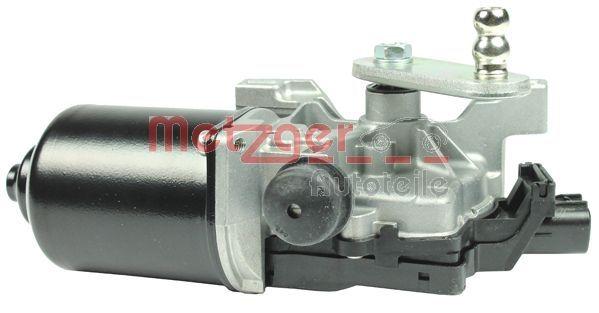 Scheibenwischermotor 2190646 METZGER 2190646 in Original Qualität