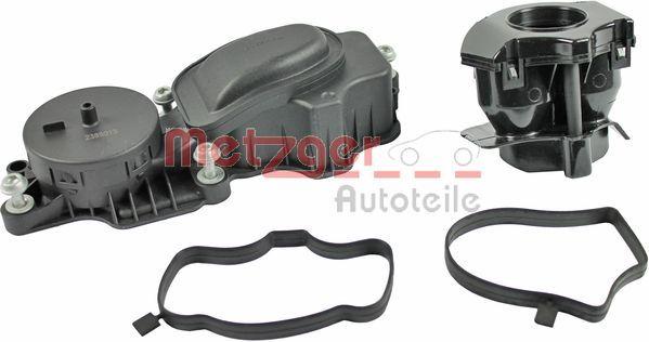 Válvula, ventilación cárter 2385013 METZGER 2385013 en calidad original