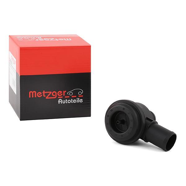 METZGER Ladedruckregelventil 0892528