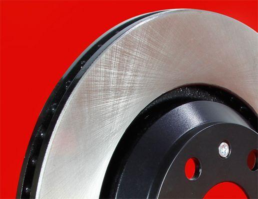 Brake Rotors METZGER 6110584 rating