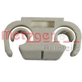 Holder, brake lines W1 PUNTO (188) 1.2 16V 80 MY 2000