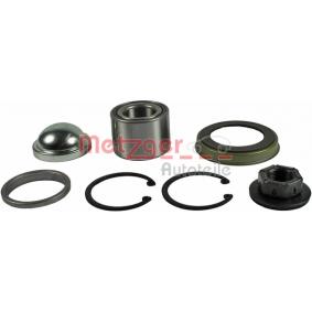 Wheel Bearing Kit Ø: 53,00mm, Inner Diameter: 29,00mm with OEM Number D35026151C