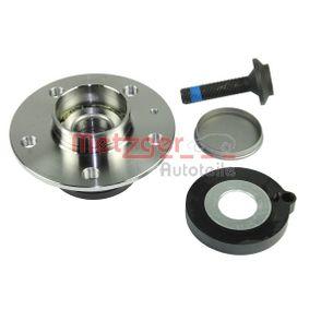 Radlagersatz Innendurchmesser: 32mm mit OEM-Nummer 8K0 598 611