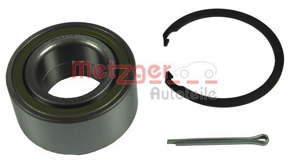 METZGER  WM 6812 Wheel Bearing Kit Ø: 74mm, Inner Diameter: 39mm