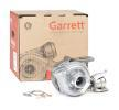 Turbocompresor, sobrealimentación GTA1544V GARRETT incl. kit de juntas neumático, Euro 4