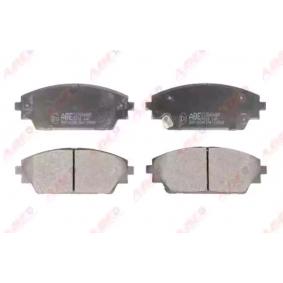 Brake Pad Set, disc brake Article № C13069ABE £ 140,00