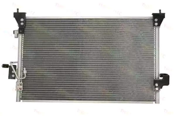 Klimakondensator KTT110437 THERMOTEC KTT110437 in Original Qualität