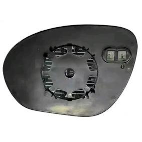 Mirror Glass, outside mirror with OEM Number 96365 1KA1A
