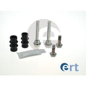 ERT  410102 Комплект водещи втулки, спирачен апарат