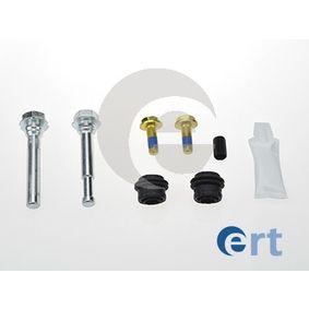 Guide Sleeve Kit, brake caliper with OEM Number 7N0 615 125