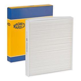 Filter, Innenraumluft Länge: 254mm, Breite: 235mm, Höhe: 30mm mit OEM-Nummer 5Q0819644A