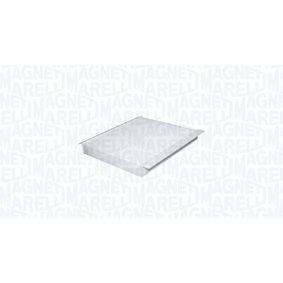 MAGNETI MARELLI  350203066330 Filter, Innenraumluft Länge: 220mm, Breite: 156mm, Höhe: 30mm