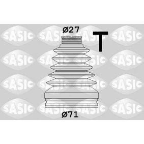 Faltenbalgsatz, Antriebswelle mit OEM-Nummer 1J0498201J