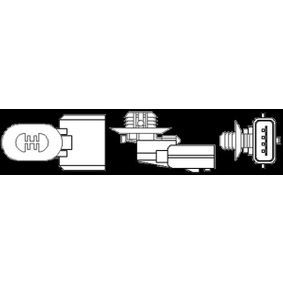 Lambdasonde Kabellänge: 460mm mit OEM-Nummer 8200632270