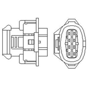 Lambdasonde für OPEL Zafira A (F75) 1.8 16V (F75) 125 PS