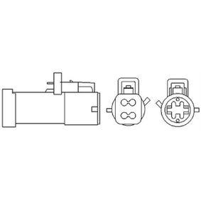 Lambdasonde Kabellänge: 400mm mit OEM-Nummer XL3F9F472BA