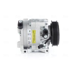Compressor, air conditioning 890187 PUNTO (188) 1.2 16V 80 MY 2000