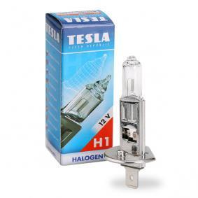 Крушка с нагреваема жичка, фар за дълги светлини H1, 55ват, 12волт B10101 VW GOLF, PASSAT, POLO