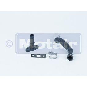 MOTAIR Conducto aceite, turbocompresor 560076 con OEM número 9657603780