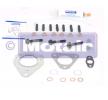 OEM Juego de montaje, turbocompresor MOTAIR 8040637 para VW