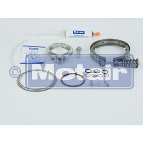 Turbocompresor y Piezas BMW X5 (E70) 3.0 d de Año 02.2007 235 CV: Juego de montaje, turbocompresor (440943) para de MOTAIR