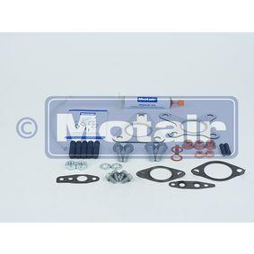Nissan X Trail t30 2.2dCi 4x4 Montagesatz, Abgasanlage MOTAIR 440061 (2.2 dCi 4x4 Diesel 2003 YD22DDTi)