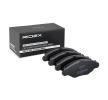 OEM Bremsbelagsatz, Scheibenbremse RIDEX 8043080 für NISSAN