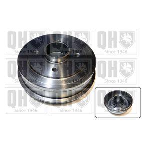 Bremstrommel Br.Tr.Durchmesser außen: 180mm mit OEM-Nummer 77 00 783 030