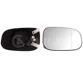 2005 Volvo V50 545 1.6 D Mirror Glass, outside mirror 6472592