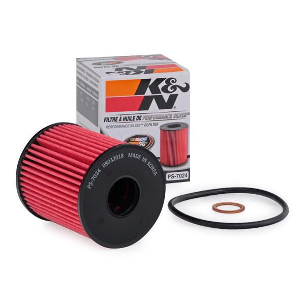 Oil Filter K&N Filters PS-7024 expert knowledge