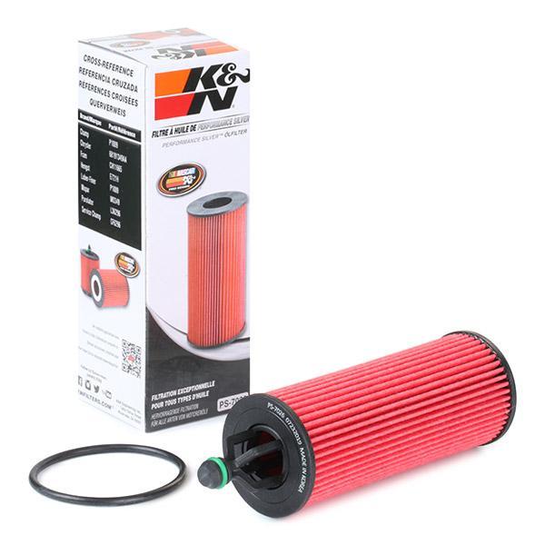 Ölfilter K&N Filters PS-7026 Erfahrung