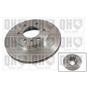 Bremsscheibe Bremsscheibendicke: 28mm, Lochanzahl: 6, Ø: 300mm mit OEM-Nummer A 906 421 0212