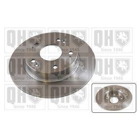 2021 Honda Civic 8th Gen 2.2 CTDi (FK3) Brake Disc BDC5564