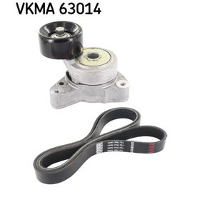 V-Ribbed Belt Set Length: 1751mm, Number of ribs: 7 with OEM Number 31170RAAA02