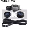 Belt / chain drive AVENSIS Estate (ZRT27, ADT27): VKMA61030 SKF