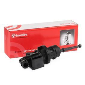 BREMBO  C 85 020 Geberzylinder, Kupplung Bohrung-Ø: 15,87mm