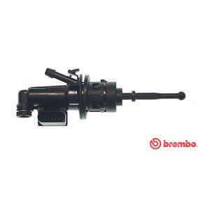 BREMBO  C 85 024 Geberzylinder, Kupplung Bohrung-Ø: 15,87mm