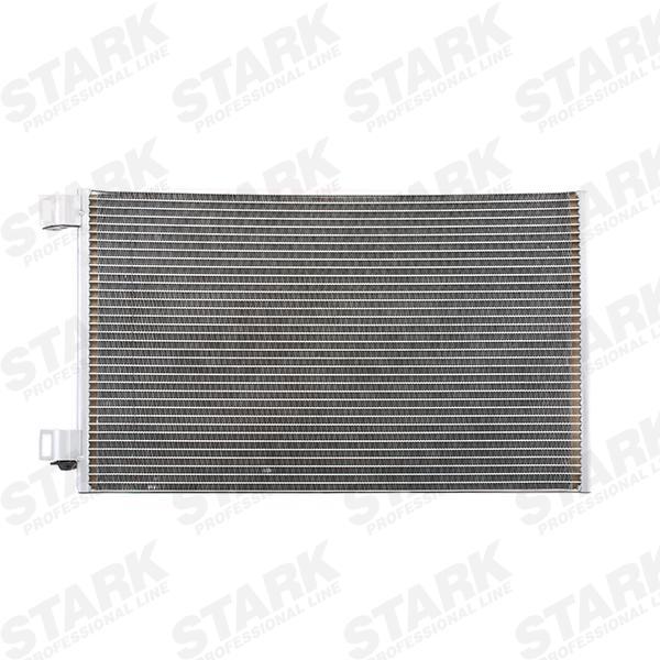 STARK  SKCD-0110375 Kondensator, Klimaanlage Netzmaße: 605 x 355 x 12 mm