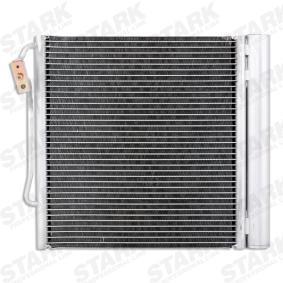 Kondensator, Klimaanlage mit OEM-Nummer 0001632V003