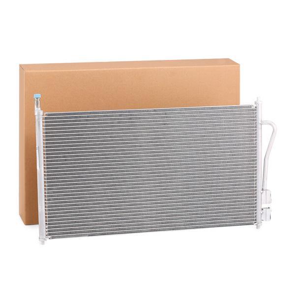 RIDEX Klimakondensator 448C0013 Kondensator,Klimakühler FORD,FOCUS Kombi DNW,FOCUS DAW, DBW,FOCUS Stufenheck DFW